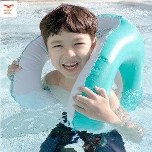 레오파이 4 물놀이 8자 어린이 아동 튜브 수영용품