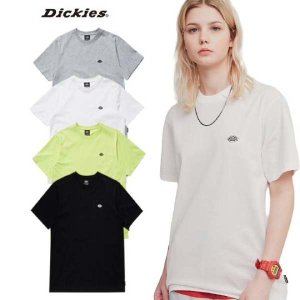 (현대백화점)   디키즈  DMR2UTST690 SMALL HORSE SHOE T반팔 티셔츠