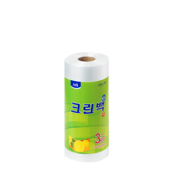 25078 크린�N 업소용롤백-3kg/대/30x45 대용량롤백1개