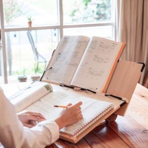 스카이 독서대 2단 독서대 각도조절 책받침대