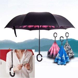 튼튼한 거꾸로 장우산 골프우산