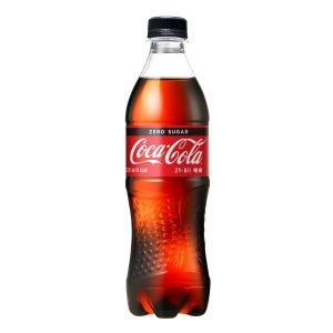 코카콜라제로 500ml   24PET