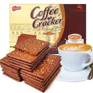 1박스 대용량 커피크래커 커피과자 쿠키