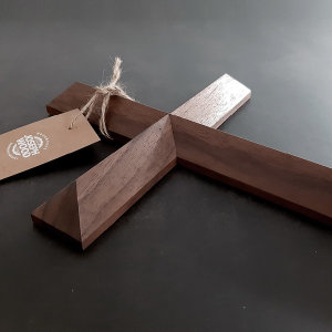 임마누엘 십자가 수제 원목 나무십자가 벽걸이십자가
