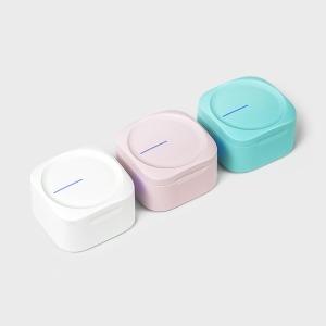 윈코 UVC 칫솔 살균기 1인용 휴대용 충전식 (화이트)