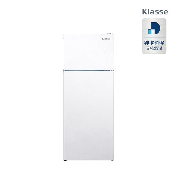 신상특가 2도어 냉장고 사무실 강추 144L EKRB151CDW