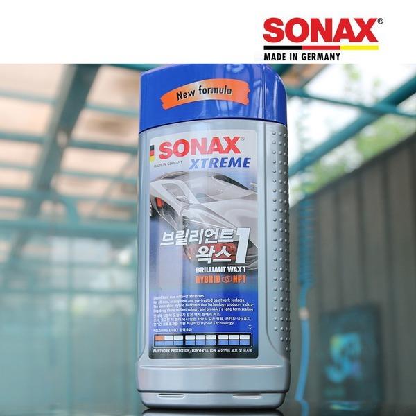 소낙스 익스트림 브릴리언트왁스 500ml/차량 광택 코팅
