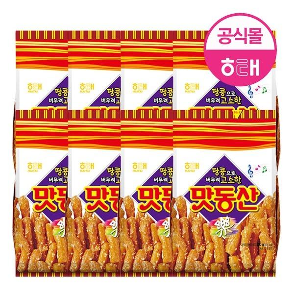 맛동산300g 8봉(박스) /간식/안주