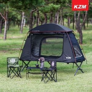 (현대Hmall)카즈미 블랙 코트 텐트/텐트/야전침대/그늘막