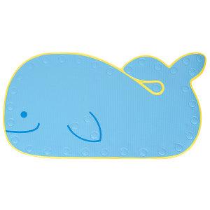 미끄럼방지매트 욕실매트 화장실매트 (고래)블루