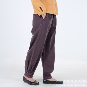 20028 20수여자면바지 생활한복 개량한복 법복