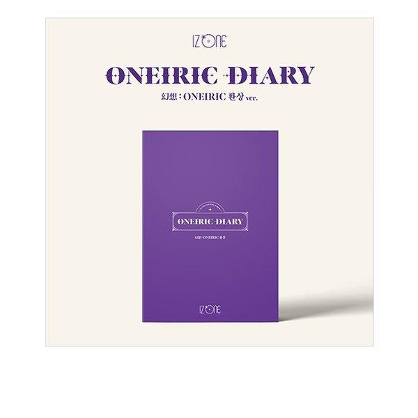 아이즈원 (IZ ONE) - 미니앨범 3집 : Oneiric Diary (환상 ver.)(아이즈원미니3집앨범)(포스터증정종료)