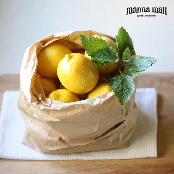 만나몰 썬키스트 레몬 25개입 (개당 120g 내외)