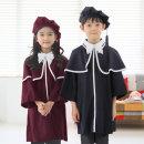 어린이집 유치원 졸업가운 세트 (고급형)