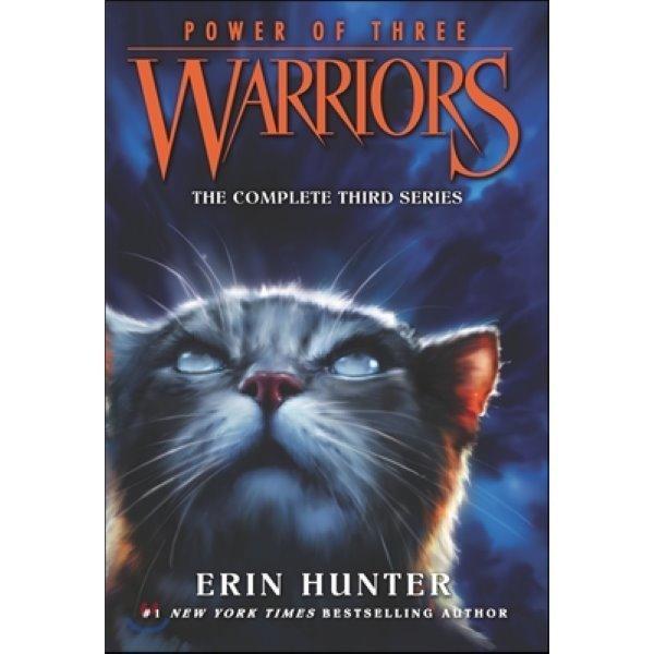 Warriors: Power of Three Box Set: Volumes 1 to 6 : Volumes 1 to 6  Erin Hunter