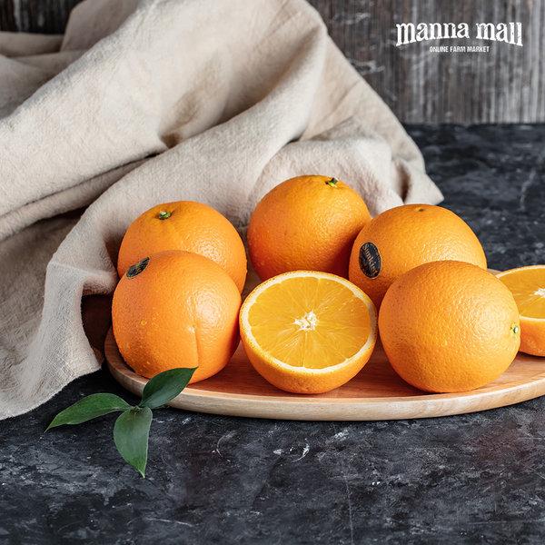 만나몰 썬키스트 네이블 오렌지 24개 (개당 190g 내외)