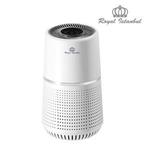 BLDC 공기청정기 ND-1000 H13헤파필터 360도 저소음