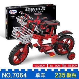 중국호환레고 오토바이블록 테크닉 바이크 조립완구 -