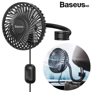 베이스어스 Baseus 자바라 차량용 헤드레스트 선풍기
