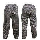 남자 우비 바지 낚시 우의 등산 비옷 작업용 디지털