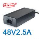 48V아답터 48V2.5A CCTV LED 어댑터 해외인증제품