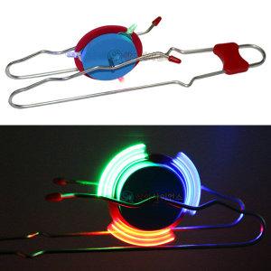 LED 자이로팽이 만들기(조립형)(1인용 포장) 자석팽이