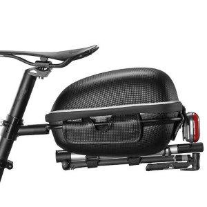 락브로스 자전거 짐받이가방 카본 하드케이스 대용량