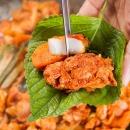 춘천 달수닭갈비 한입 양념닭갈비 2인분 냉장 닭갈비