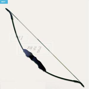 리커브보우 국궁 장궁 활 블랙 리커브보우