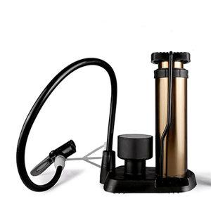 자전거 미니 발펌프 공기 주입기  에어 펌프