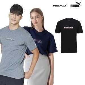 헤드/푸마 여름철 데일리 반팔티셔츠 초특가찬스2차
