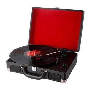 로우락 LP 턴테이블 RLP-04 디지털 LP플레이어 레코드
