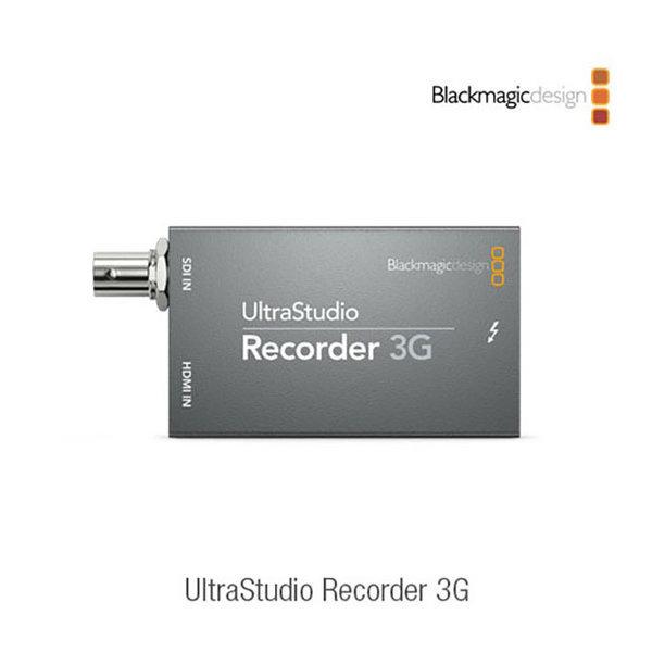 블랙매직디자인 UltraStudio Recorder 3G