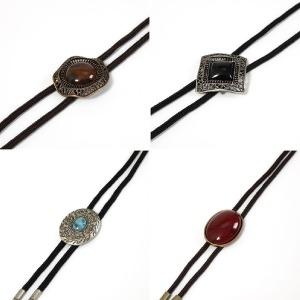 남성루프타이 볼로타이 디자인 패션 선물 끈넥타이 끈
