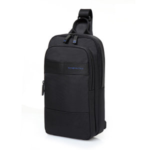 CROTEL 슬링백 BLACK GH009002
