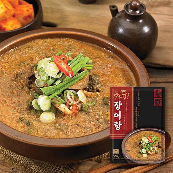 짱어둥둥 장어탕 500gx3봉 /탕/찌개/보양식