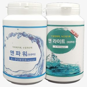 수질정화제 녹조제거 연못관리 악취제거 탁도개선 - C