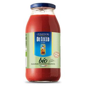 데체코 유기농 파씨타 토마토 파스타 소스 520g