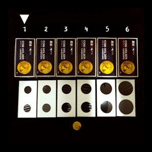 코인홀더 1호 1박스(50개입) 코인홀더 1호 (20.5mm)
