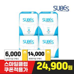 슈퍼슬림 팬티 기저귀 특대형XL 4팩/11~15kg/썸머슬림