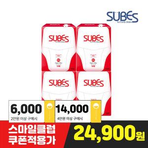 슈퍼슬림 팬티 기저귀 점보XXL 4팩/15kg이상/썸머슬림