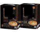 루카스나인 더블샷라떼/100T(50T+50T)/커피/더블샷