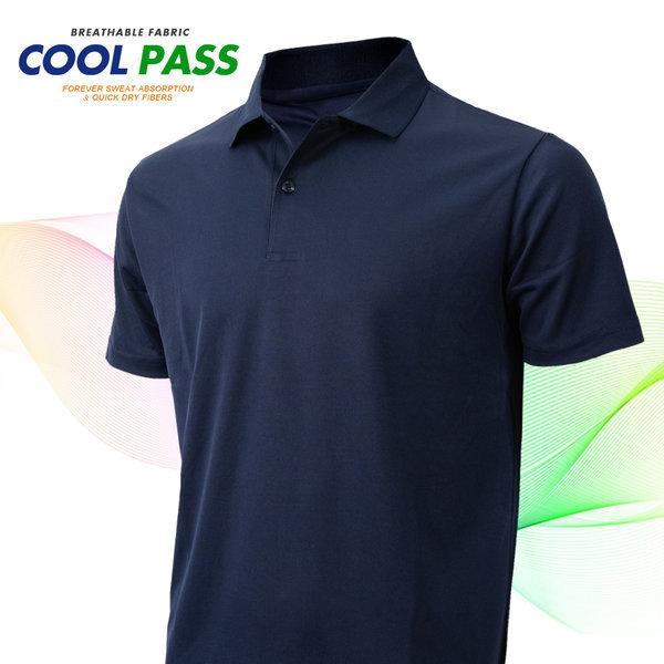 레보 남성 카라티 반팔티셔츠 남자 여름 폴로티셔츠