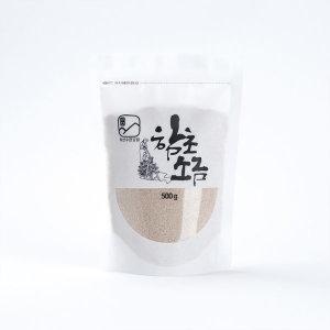 신안 구운소금 함초소금 500g/구이 조리 요리용 소금