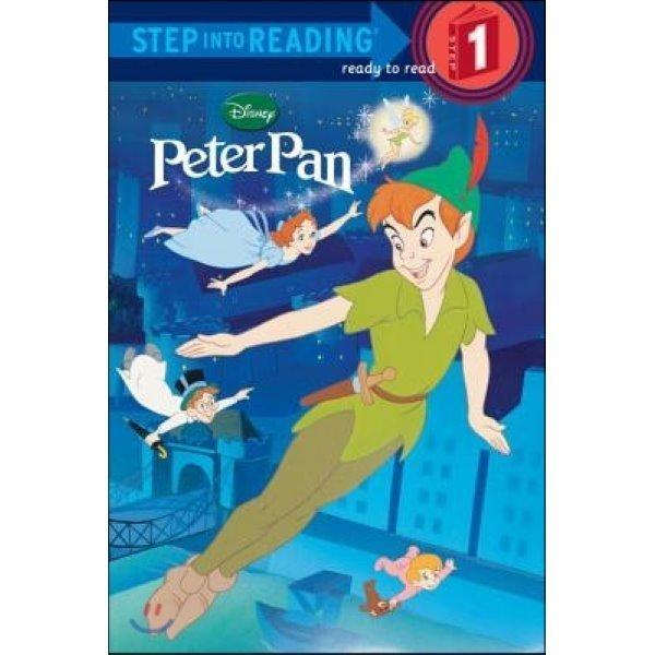 Peter Pan  Webster  Christy (ADP)  Disney Storybook Artists (ILT)