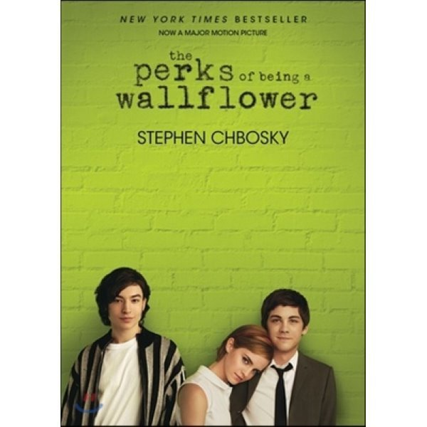 The Perks of Being a Wallflower  Stephen Chbosky