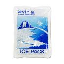 15x20 60개 얼음 보냉 쿨 휴대용 젤 아이스팩 완제품