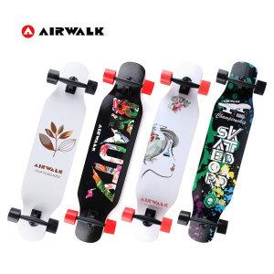 에어워크  42인치 최상급 8겹단풍나무 스케이트 롱보드