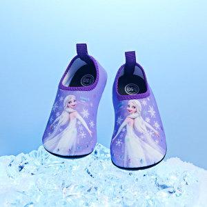 릴팡라이프(백아동)  물놀이필수템  디즈니베이비 겨울왕국2 엘사 아쿠아슈즈