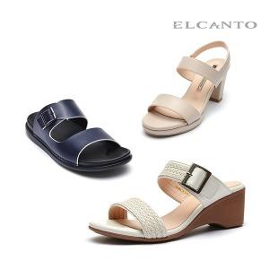 엘칸토 20SS 남녀 여름 신상 샌들 세일